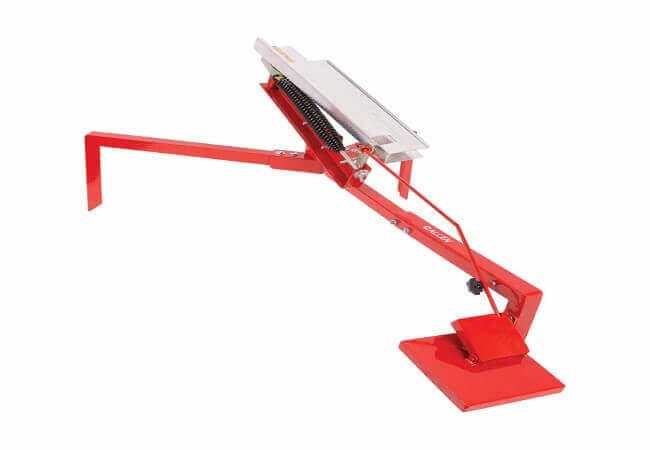 Allen-Xcelerator-Claymaster-Sporting-Clay-Target-Thrower-Foot-Operated-Red