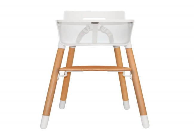 Asunflower-Wooden-High-Chair-Adjustable-Feeding-Baby-Highchairs-Solution-with-Tray-for-BabyInfantsToddlers