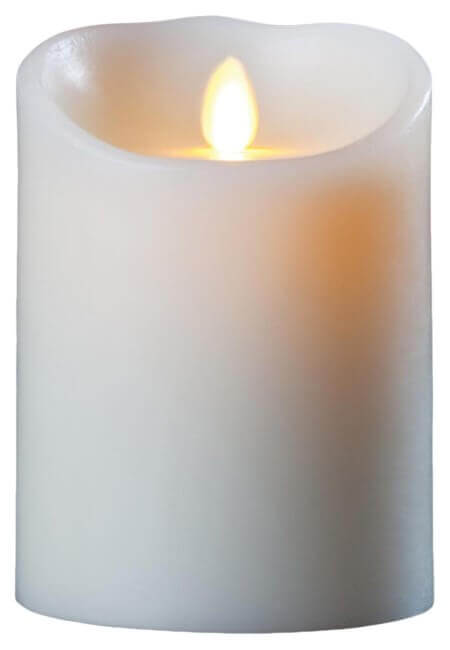 Darice-LM355B-Luminara-Realistic-Artificial-Flame-Pillar-Candle-with-Timer-5-Inch-Ivory