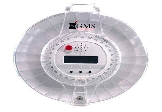 GMS-28-Day-Automatic-Pill-Dispenser-6-Alarms-6-Dosage-Rings-1-Key