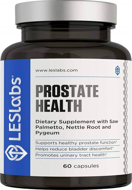 LES-Labs-Prostate-Health-Prostate-Supplement-for-Bladder-Discomfort-Urinary-Tract-Health-Fewer-Bathroom-Visits-with-Saw-Palmetto-Pygeum-Beta-Sitosterol-60-Capsules