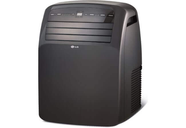 LG-LP1215GXR-115V-Portable-Air-Conditioner-with-LCD-Remote-Control-Black-for-Rooms-up-to-300-Sq.-Ft.