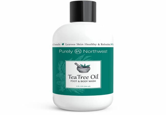 Antifungal-Tea-Tree-Oil-Body-Wash-Helps-Athletes-Foot-Ringworm-Toenail-Fungus-Jock-Itch-Acne-Eczema-Body-Odor-Soothes-Itching-Promotes-Healthy-Feet-Skin-and-Nails-9oz