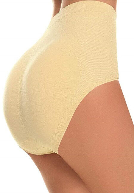 CeesyJuly-Womens-Shapewear-Butt-Lifter-Padded-Control-Panties-Body-Shaper-Brief