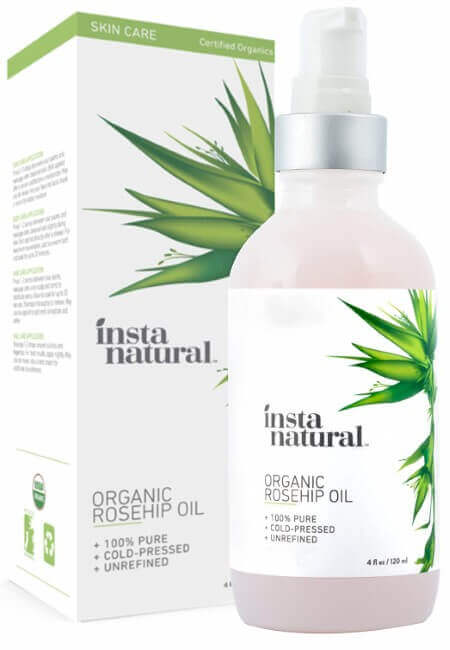 Organic-Rosehip-Seed-Oil-100-Pure-Unrefined-Virgin-Oil-Natural-Moisturizer-for-Face-Skin-Hair-Stretch-Marks-Scars-Wrinkles-Fine-Lines-Nails-Omega-6-Vitamin-A-and-C-4-oz