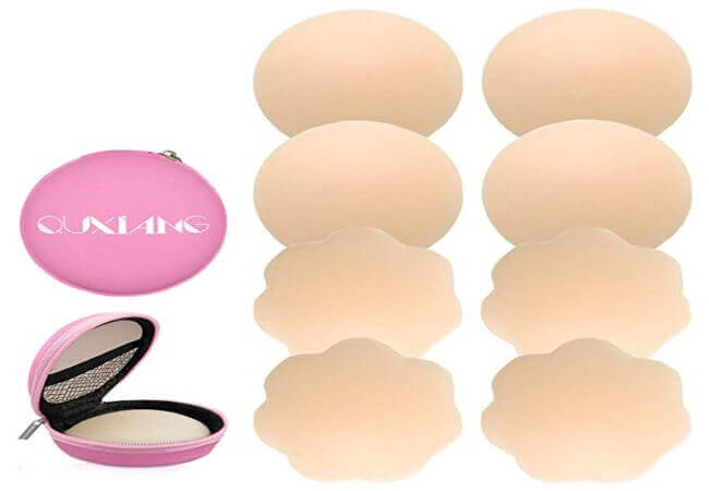QUXIANG-4-Pairs-Pasties-Women-Nipple-Covers-Reusable