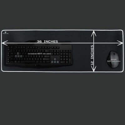 Reflex-Lab-Large-Extended-Gaming-Mouse-Pad