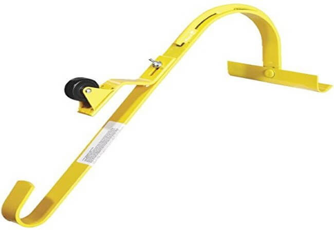 Roof-Ridge-Ladder-Hook-With-Fixed-Wheel-Swivel-Bar-by-ACRO-BUILDING-SYSTEMS-Custom