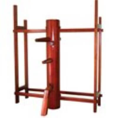 Traditional-Wing-Chun-Wooden-Dummy-with-Stand