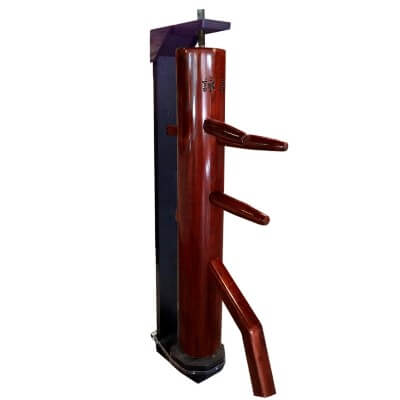 Wing-Chun-Dummy-with-Recoil-Reaction-Stand