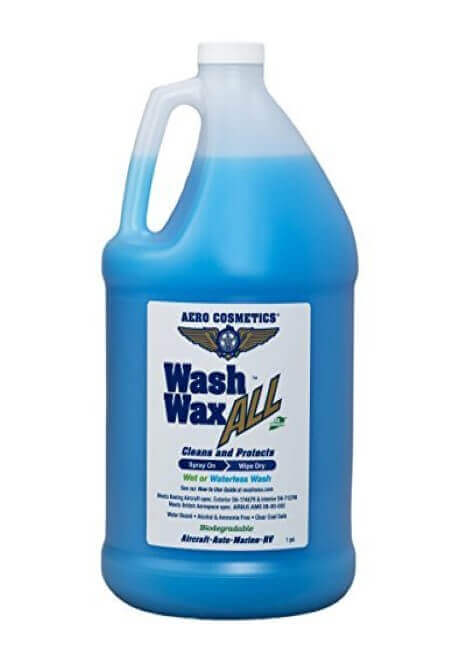 Aero-Cosmetics-Wet-or-Waterless-Car-Wash-Wax-128oz-Aircraft-Quality-for-Your-Car-RV-Boat-Motorcycle.-Wash-and-Wax-Anywhere-Anytime-Home-Office-School-Garage-Parking-Lots