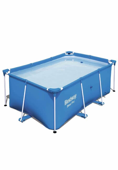 Bestway-8.5ft-5.6ft-2ft-Steel-Pro-Rectangular-Above-Ground-Swimming-Pool
