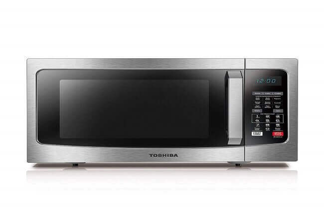 Toshiba-EC042A5C-SS-Microwave-Oven-with-Convection-Function-Smart-Sensor